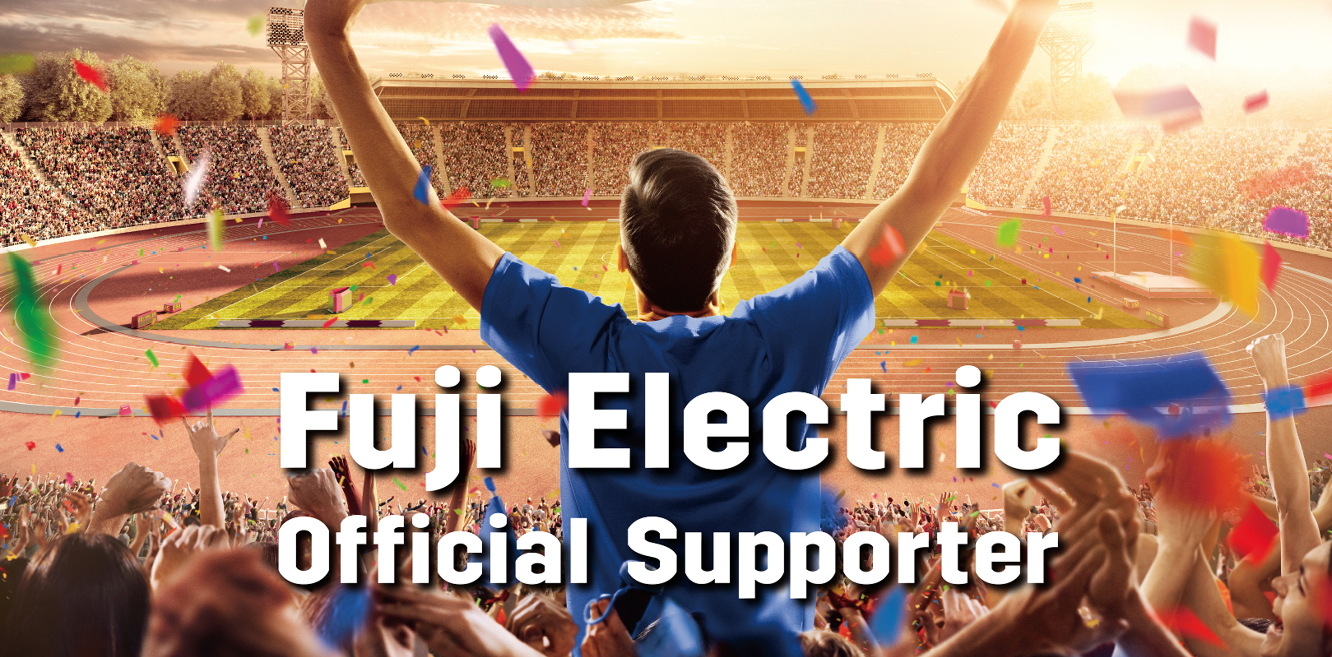 Fuji Electric Official Supporter
