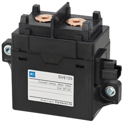 Release of High Voltage Contactor with the Highest Current
